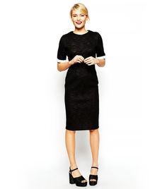 Under+$100:+The+Best+Black+Dresses+From+ASOS+via+@WhoWhatWear
