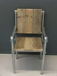 Znalezione obrazy dla zapytania steel pipe armchair