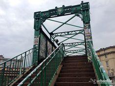 2015-02-23_Genova_Tortona_Ponte_7 George Washington Bridge, Travel, Trips, Viajes, Traveling, Outdoor Travel, Tourism
