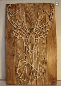Unbelievable Check out these 12 very inspiring String Art models - Decoration - Tips and Crafts- unglaublich Schauen Sie sich diese 12 sehr inspirierenden String Art Modelle an – Dekoration – Tipps und Kunsthandwerk unbelievable Look at these 12 very … - String Art Templates, String Art Patterns, String Art Diy, Diy And Crafts, Arts And Crafts, Art Crafts, Creation Deco, Paper Embroidery, Strings