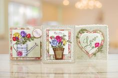 The Tattered Lace Sweet Serenity Collection features deconstructed bouquets allowing you to become your own floral designer and create stunning bouquet.  For more information visit: https://www.tatteredlace.co.uk/range/collections/sweetserenity/