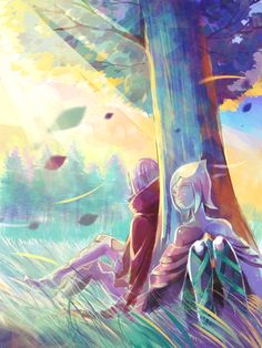 The Legend of Zelda: Skyward Sword, Fi and Ghirahim / 「剣の精霊まとめ2」/「蜂丸」のイラスト [pixiv] [01]
