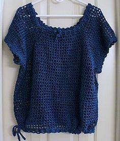 Mesh Raglan Pullover Crochet-Along: Finished Pullover Round-Up coolforcats Moda Crochet, Pull Crochet, Gilet Crochet, Crochet Blouse, Crochet Shawl, Knit Crochet, Crochet Edgings, Freeform Crochet, Crochet Motif