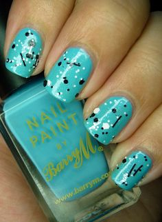 Connect the Dots -have to remember to print this the next manicure I go for