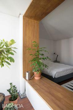 [마포강변힐스테이트] 미니멀라이프를 실천하는 싱글하우스 24평인테리어 by 바오미다 : 네이버 블로그 Master Room, My Room, Home Office, Minimalism, Condo, Interior Design, Architecture, House, Furniture