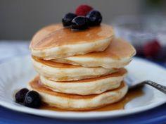 Pancakes de Yogur - Que Rica Vida