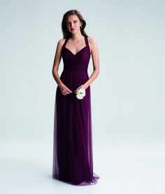 f9348ec6f2ab Style 7012 in Wine. Levkoff 2017 Collection by Bill Levkoff. The Ultimate  Bride