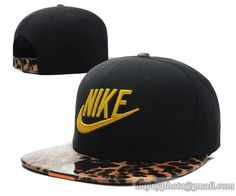 Nike Strapback Leopard Black only US$8.90,please follow me to pick up couopons.