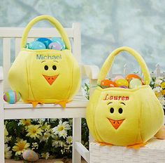 EASTER BASKETS & BAGS FOR KIDS TO CELEBRATE THE HOLIDAY   The TOTEFISH Blog