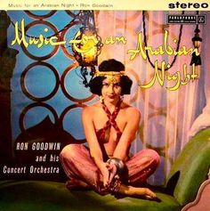 Music for an Arabian Night - Ron Goodwin and his Orchestra