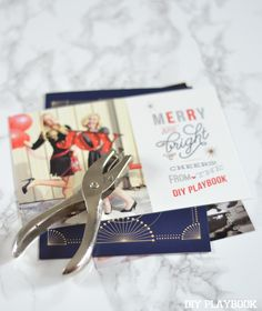 HOW TO SAVE YOUR OLD CHRISTMAS CARDS