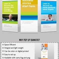 Pop Up Banners – Great Marketing Tool That Delivers Fast and ...