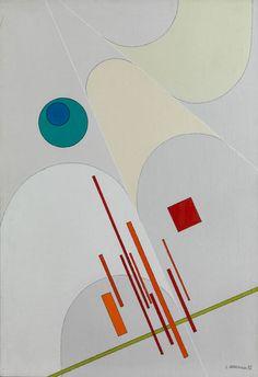 Luigi Veronesi, 1908 Mailand – 1998 Mailand