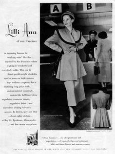 Liili Ann 1949 - photo by George Hurrell