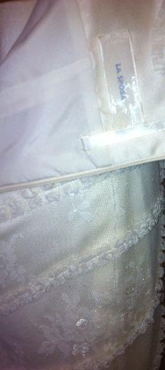 Robe de mariée la Sposa 11 sirène en dentelle à Paris