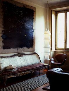 Espacios vintage hechos arte