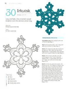 Crochet Snowflake Pattern, Crochet Stars, Christmas Crochet Patterns, Crochet Snowflakes, Crochet Mandala, Crochet Motif, Crochet Doilies, Crochet Diy, Crochet Quilt