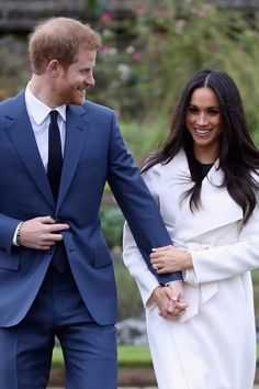 10 Times Harry and Meghan Made Their Love For Each Other Loud and Clear