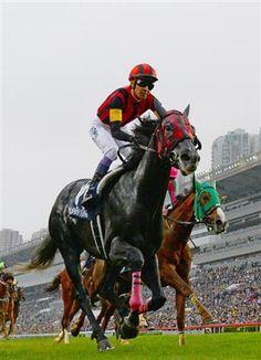【香港C】エイシンヒカリ完勝 ヌーヴォが2着(1)