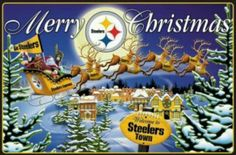 Steelers Christmas