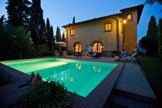 Wonderful villa in Terranuova Bracciolini Tuscany: Elena
