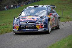 Kimi Raikkonen Citroën Red Bull