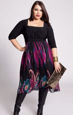 Plus Size Women