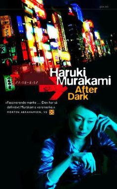 AFTER DARK - murakami