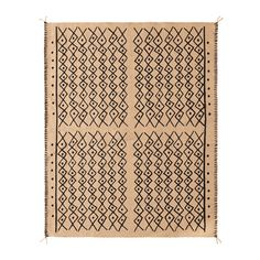 IKEA - JASSA, Rug, flatwoven, Jute is a durable and recyclable material with natural color variations.
