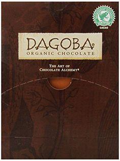 Dagoba Tasting Squares, Xocolatl Dark Chocolate, 0.32 Ounce (Pack of 50) - http://bestchocolateshop.com/dagoba-tasting-squares-xocolatl-dark-chocolate-0-32-ounce-pack-of-50/