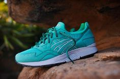 """Image of Ronnie Fieg x ASICS Gel Lyte V """"Mint Leaf"""" Preview"""