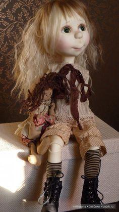 Connie Lowe Sprockets doll