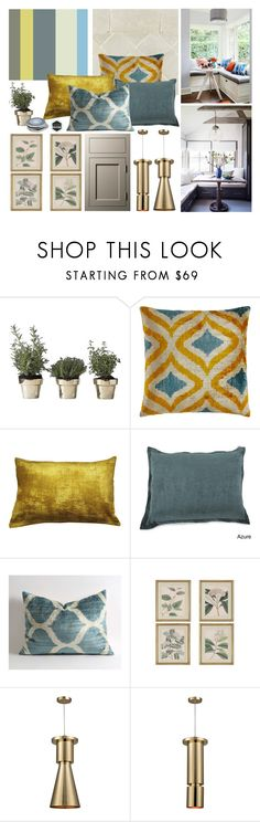 """""""Untitled #480"""" by riell-projecthome ❤ liked on Polyvore featuring interior, interiors, interior design, home, home decor, interior decorating, Skultuna, Les-Ottomans, Majestic Home Goods and Mitchell Gold + Bob Williams"""