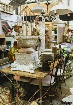 Comfort and Joy Sweet Salvage Comfort And Joy, Retail Therapy, Table Decorations, Sweet, Furniture, Home Decor, Candy, Decoration Home, Room Decor