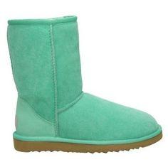 Ugg Classic Short 5825 Boots Aqua
