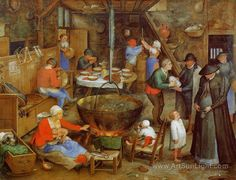 the-visit-to-the-farm-by-Jan-Brueghel-the-Elder-048.jpg (780×598)  woven chair bottoms