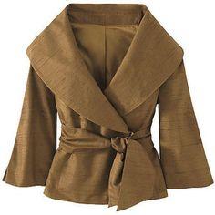 A2.7 - Formal Jacket over Black Dress Pants or Skirt