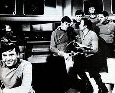 robotjedi:  Spock Smiling