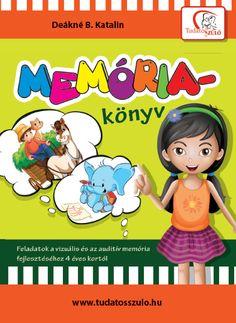 A kicsik képesek megtanulni a fényképszerű vizuális memorizálást. A kiadvány e készség fejlesztését támogatja. Felnőtteknek is remek szórakozás, memóriazavaros betegeknek is ajánlott.