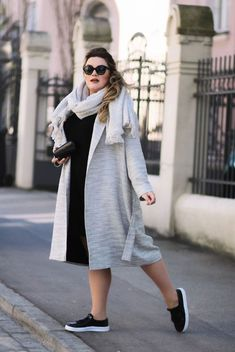 52 looks plus size de inverno para apostar nesta temporada 52 winter plus size looks to bet on this season Fat Fashion, Curvy Fashion, Fashion Outfits, Plus Fashion, Womens Fashion, Fashion Ideas, Fashion 2017, Fashion Boots, Curvy Outfits