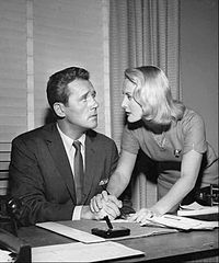 """Howard Duff, Eileen Ryan - """"A World of Difference"""" 03-11-1960 is episode 23 of the American television anthology series The Twilight Zone."""