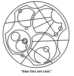 This site has a Gallifreyan translator that you can download and use to make sentences in Gallifreyan! Click on the picture or on this link - http://www.shermansplanet.com/gallifreyan Seriously - IT IS ADDICTING!!