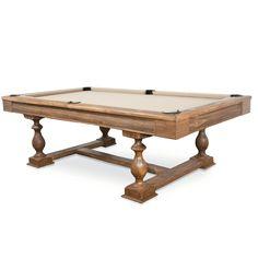 Wilson Pool Table by Presidential Billiards Billard Table, Salvaged Wood, Table Games, Wine Cellar, Game Room, Pool Tables, Basement Ideas, Charleston, Rooms