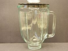 Osterizer 5 1/2 Cup Glass Replacement Jar W/ Lid        $17.97      1831 #Oster