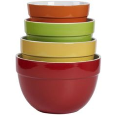Tabletops Gallery 4-pc. Classic Mixing Bowl Set  found at @JCPenney
