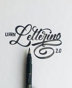 #handmade #lettering #type #typographic #design #bw