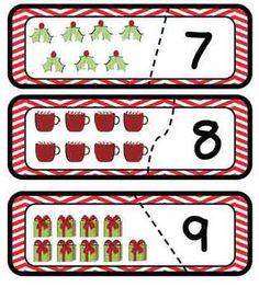 Gingerbread Math Activities...tons!