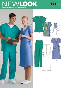 how to make uniform look new