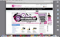 Dit is een goede site, omdat het een hele overzichtelijke site is voor mensen met een muziek voorkeur.