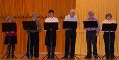 """""""De fuera vendrá..."""" (Moreto) Auditorio Tres Cantos Reading Workshop, Auditorium"""